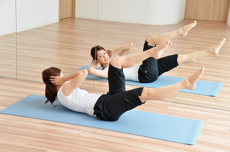 Ritsuko 体幹トレーニング