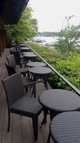 翠嵐ラグジュアリーコレクション京都tearoom