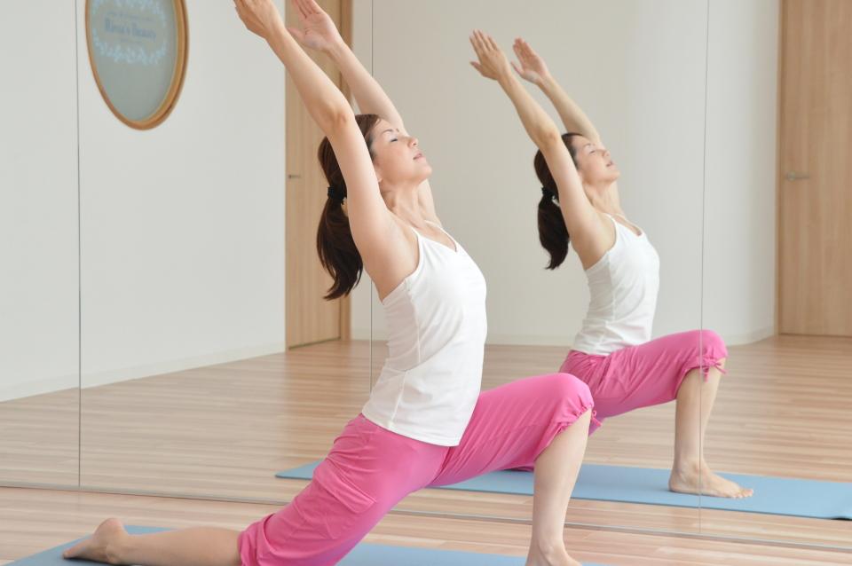 背骨の柔軟性と身体の軸
